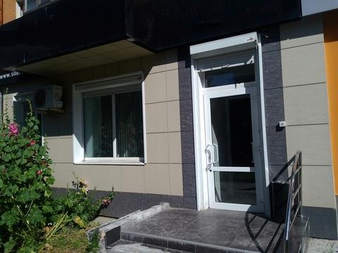 Офис 84 кв.м. с отд. входом - Фото 1
