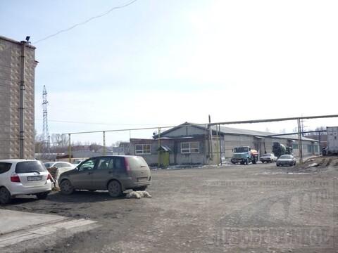 Продажа производственного помещения, Новосибирск, Ул. Варшавская - Фото 3