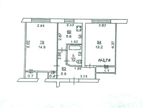 Продаж 2 ком. кв-ры на Стачке 199/2 - Фото 4