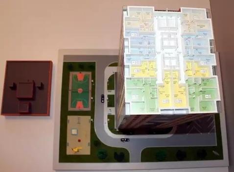 Достойная площадь для первой квартиры в новостройке! ( ЖК Вертикаль) - Фото 4