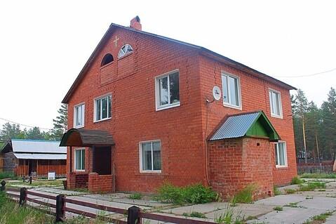 Коттедж 168 кв. пос.Никольск - Фото 1