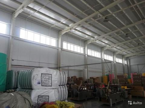 Отапливаемый склад 1313 м2 в Железнодорожном (г.о. Балашиха) - Фото 1
