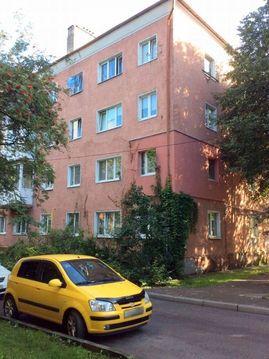 2 400 000 Руб., Купить двухкомнатную квартиру в Калининграде, Купить квартиру в Калининграде по недорогой цене, ID объекта - 321741103 - Фото 1