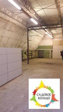 Под склад, отаплив, выс. потолка: 3,5 м, огорож. /охран. терр. Складс - Фото 1