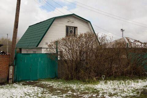 Продажа дома, Новосибирск, м. Речной вокзал, Ул. Центральная - Фото 1