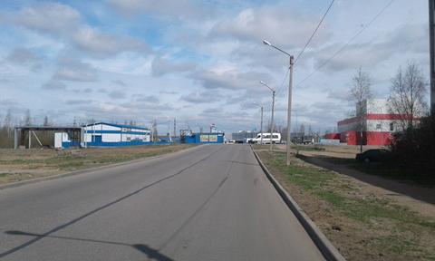 Сдам склад 500 м2, Промышленная ул, 1б, Тосно г - Фото 1