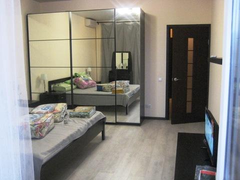 Сдам шикарную квартиру с евроремонтом, без комиссии м.Южная - Фото 1