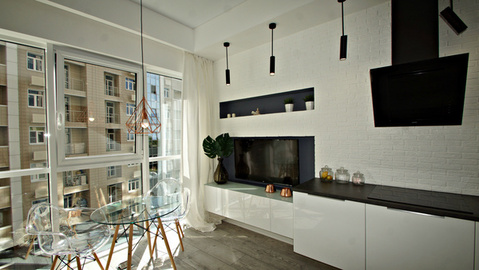Новая квартира на берегу моря в ЖК Посейдон Сочи - Фото 2