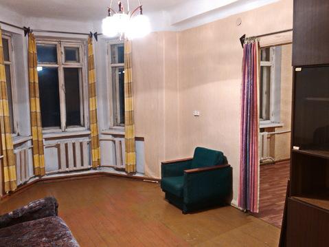 2е комнаты 28.9 м2 в 3-к квартире 1/2 эт. - Фото 4