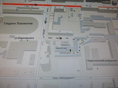 Гараж на ул.Марковского. Дёшево, Продажа гаражей в Красноярске, ID объекта - 400038027 - Фото 1