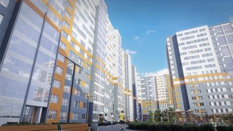Продается однокомнатная квартира в новом ЖК Норвежский квартал - Фото 5
