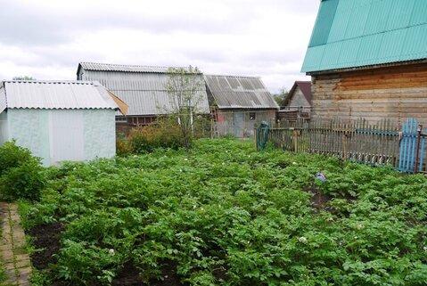 Продается 1/2 часть дома в г. Кашира по ул. Каляева, д. 42. на участке - Фото 4