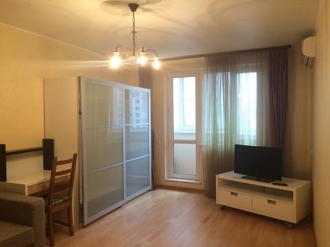 Продажа 1-ой квартиры с евроремонтом и мебелью рядом с оао Газпром - Фото 1