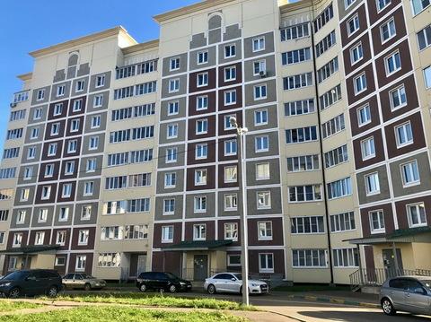 Квартира под ключ 41.5 кв.м. в г. Руза, ул. Федеративная 15 - Фото 2