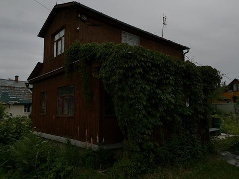 Деревянная дача 54 км от МКАД Ступинский район, СНТ возле Михнево - Фото 5