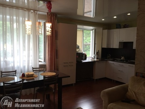 1 150 000 Руб., Продам двухкомнатную квартиру поч. Мирный в идеальном состоянии, Продажа квартир в Ижевске, ID объекта - 314230121 - Фото 1