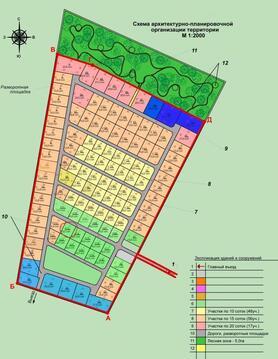 Продается земельный участок, Большое Петровское, 10.5 сот - Фото 2