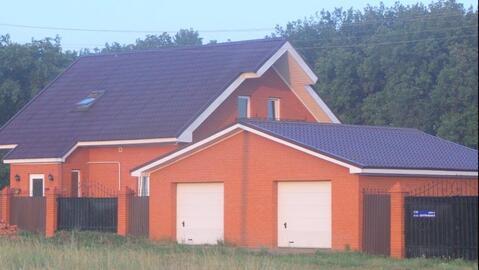 Продается двухэтажный коттедж 211 кв.м. на участке 10 сот. в Дубках - Фото 2