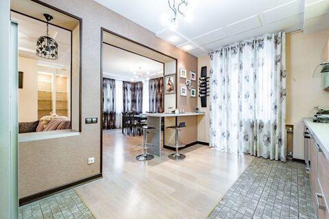 3-комнатная квартира 110 кв.м. 2/9 кирп на Чистопольская, д.73 - Фото 2