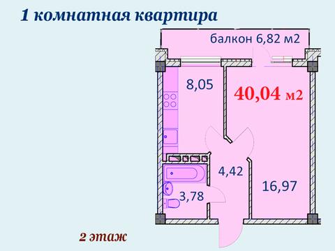 Квартира 50м от моря Ольгинка - Фото 5
