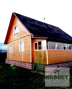 Продается 2х этажная дача 75 кв.м на участке 8 соток, Наро-Фоминск, на - Фото 1