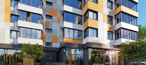 1-комн. квартира 39,5 кв.м. в доме комфорт-класса ЮВАО г. Москвы - Фото 2