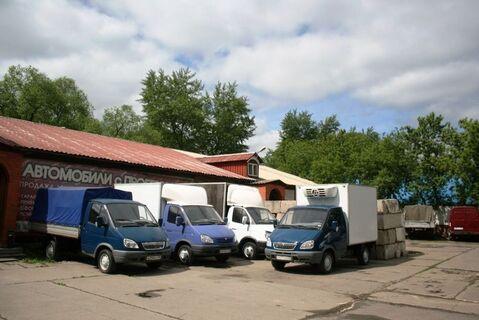Продажа производственного помещения, м. Тульская, Рощинский 4-й проезд - Фото 3