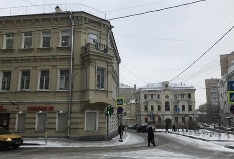 Торговое помещение по адресу Лялин пер, д.5 - Фото 5
