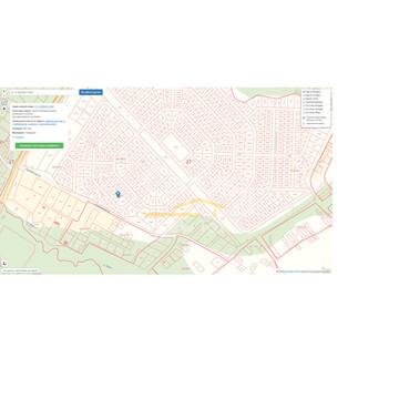 Продам земельный участок с. Краснореченское Площадь: 899 кв.м. - Фото 3