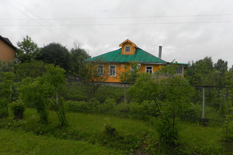 Продается дом в Волоколамске - Фото 1