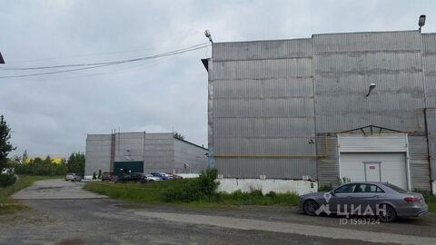 Продажа производственного помещения, Тюмень, Ул. Черепанова - Фото 1