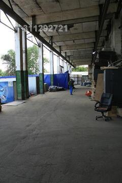 Под склад, отапл, выс.: 6 м, на огорож. охран. терр. Ст: в м - Фото 4