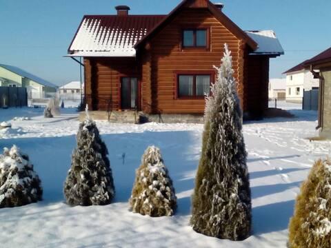 Новый коттедж с отделкой (40 км. от Минска) - Фото 4