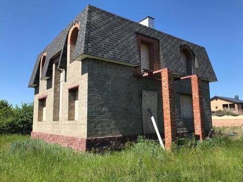 Продам коттедж 200 кв.м. на участке 15 сот. в с. Рождествено - Фото 1
