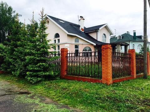 Продаю дом 360кв.м. у леса. Минское ш. 17км от МКАД