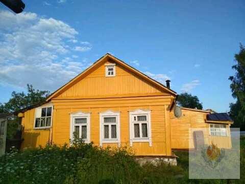 Продажа дома, Калуга, Поселок при станции Тихонова Пустынь - Фото 1