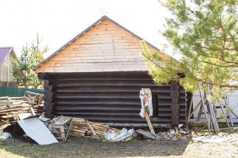 Просторная дача из оцилиндрованного бревна - Фото 3
