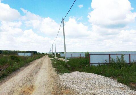 15 соток Домодедовский район, пос. Повадино 40 км от МКАД - Фото 5