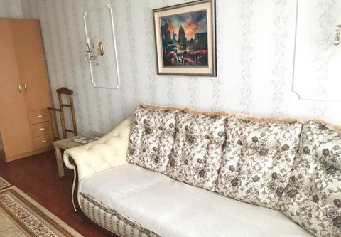 Сдается 1-комнатная квартира 50 кв.м. в новом доме ул. Ленина 209 - Фото 2