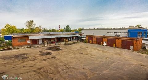 Продажа склада, Ул. Радиальная 6-я - Фото 4