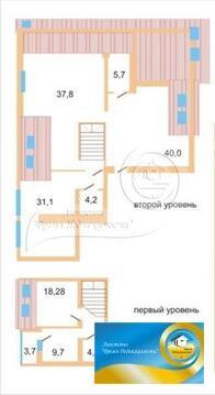 Продается 4-комн. квартира, площадь: 163.00 кв.м, г. Зеленоградск, . - Фото 2