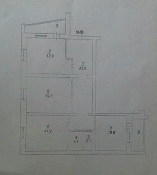 Продам 3-комн. квартиру 113 м2 - Фото 3