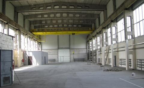 Производственно-складское помещение 960 кв.м. - Фото 3