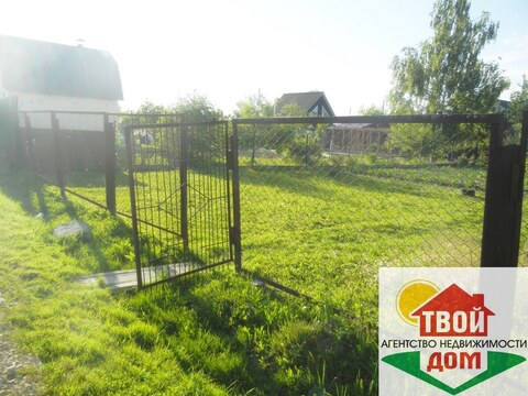 Продам участок 6 соток в черте г. Обнинска - Фото 1
