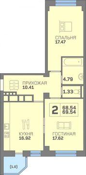 Купить квартиру в новострое в Калининграде - Фото 2