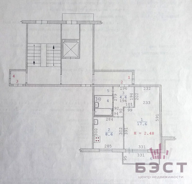 Объявление №50184657: Продаю 1 комн. квартиру. Екатеринбург, ул. Маневровая, 17Б,