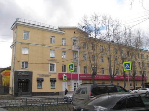 Продажа комнаты г. Екатеринбург, ул. Баумана, д. 2-а - Фото 1