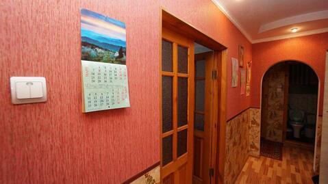 Трехкомнатная квартира улучшенной планировки в центральном районе. - Фото 3