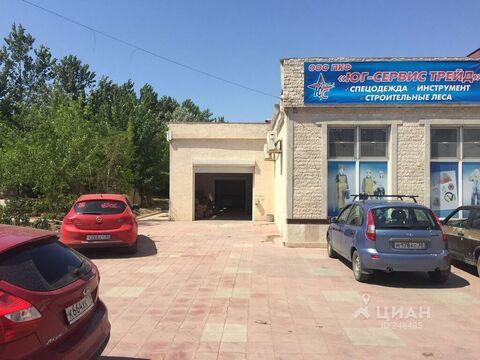 Склад в Астраханская область, Астрахань ул. Набережная реки Царева, 1 . - Фото 1