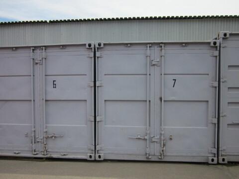 Сдам небольшой склад, контейнер. - Фото 1